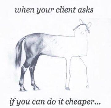 Kreativer Text kostet weniger, als er wert ist. Werbetexter Textmann schreibt Texte, die verkaufen.